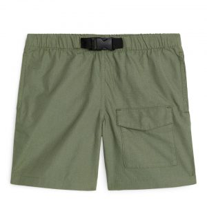Utility Shorts - Green