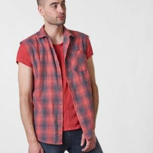 William Baxter Perry Sleeveless Shirt Röd