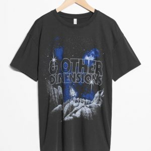 & Other Dimensions Tee - Black