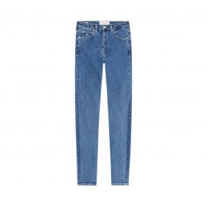 Denim Pants High Rise Skinny