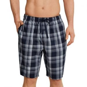 Schiesser Mix and Relax Woven Long Boxer